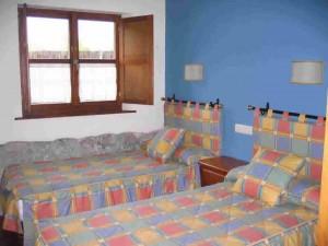 cama alojamiento en ribadesella