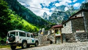 rutas 4x4 en picos de europa