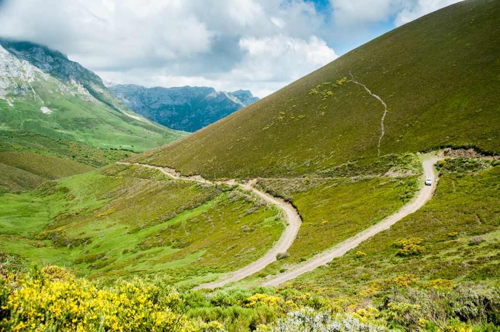 rutas de quads en picos de europa