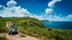 vistas quads playa