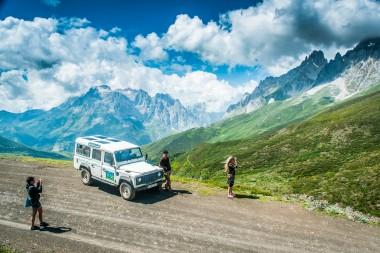 rutas en 4x4 por los picos de europa