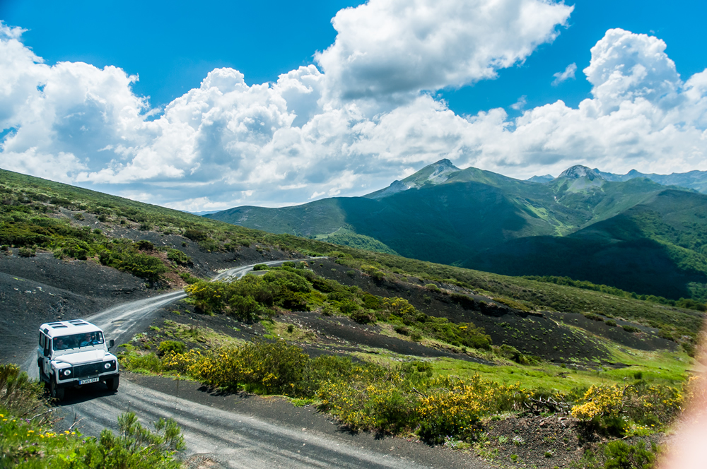 vistas picos de europa rutas 4x4