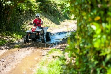 Rutas en quad individual por Ribadesella, Asturias